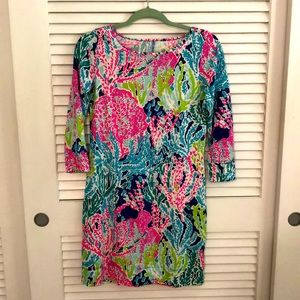 Lilly Pulitzer Let's Cha Cha Marlowe Dress